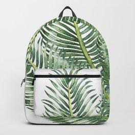 Three Palm Leaves Backpack