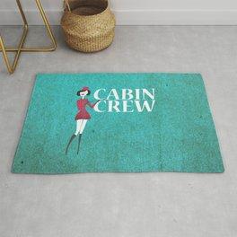 Cabin Crew Rug