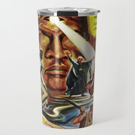 Vintage Film Poster - War of the Zombies (1964) Travel Mug