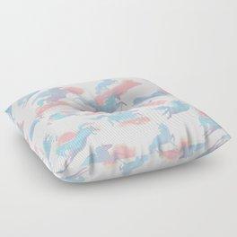 Magic Ponies Floor Pillow