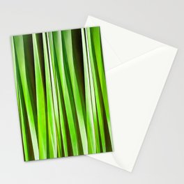 Tropical Green Riverweed Stationery Cards