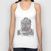 hemingway Tank Tops featuring Hemingway by The New Minimalist