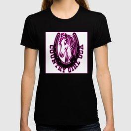 Country girl USA T-shirt