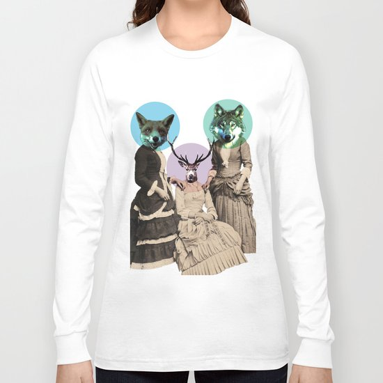Woodland Walk Long Sleeve T-shirt