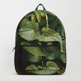 Dark Botanical 01 | Travel Photography | Bali Series Backpack