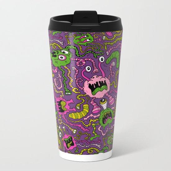 Virus Appreciation Day Metal Travel Mug