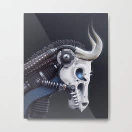 Pestilence  Metal Print