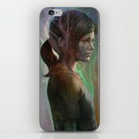 artgerm iPhone & iPod Skins featuring The last hope by Artgerm™