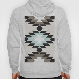 American Native Pattern No. 150 Hoody