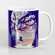Thousand lives Mug