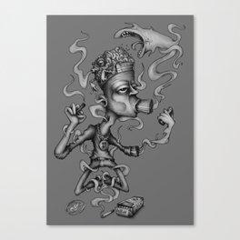 N° 24 Canvas Print