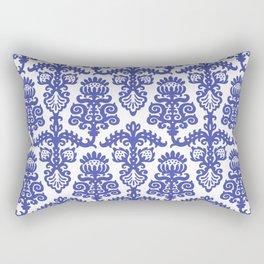Floral Pattern 2 Rectangular Pillow