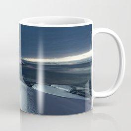 Painted in Snow Coffee Mug