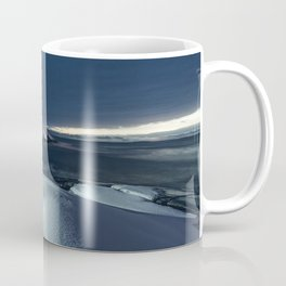 Painted in Snow Coffee Mug
