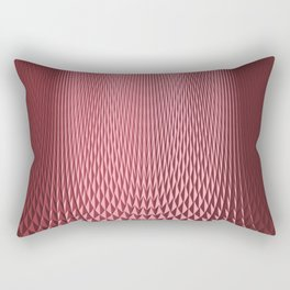 The end of the show.... Rectangular Pillow