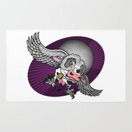 Mutant Zoo - Cowl Rug