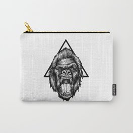 Angry Kong Carry-All Pouch