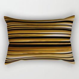 SCOTCH whiskey wood slats with shadows Rectangular Pillow