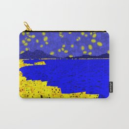 Golden Naples Carry-All Pouch