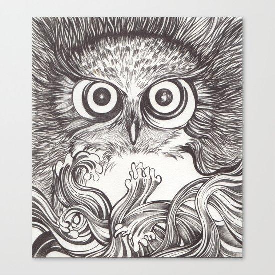 Vigilia Canvas Print