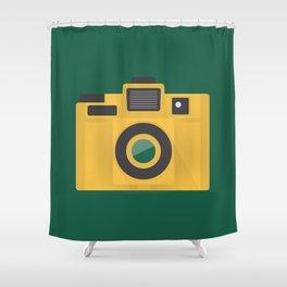Camera Series: Holga Shower Curtain