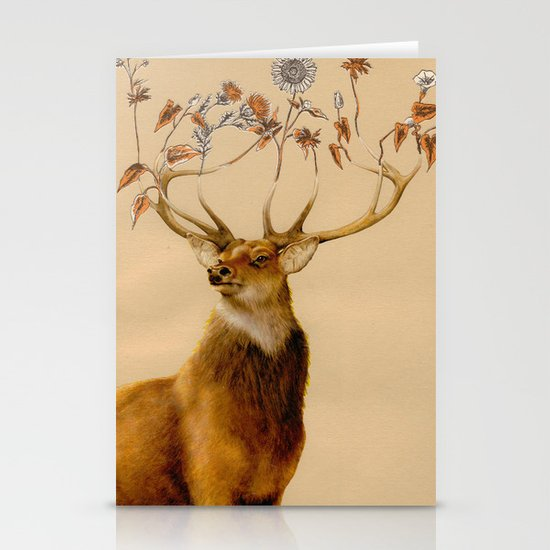 Holistic Horns Stationery Cards