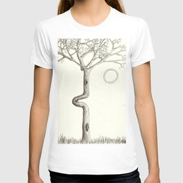 Squirrel & T-shirt