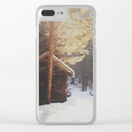 attersee (27) Clear iPhone Case