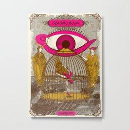 Suspiria Metal Print