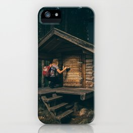 Big Dreams iPhone Case
