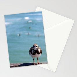 Grumpy Bird Stationery Cards