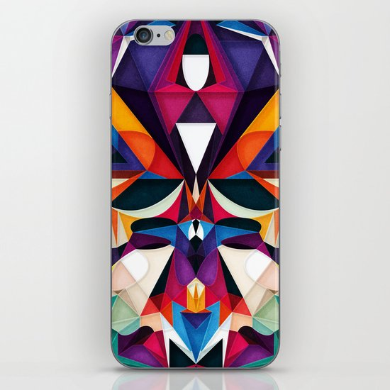 Emotion in Motion iPhone & iPod Skin