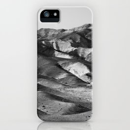 Mountains of the Judean Desert 4 iPhone Case