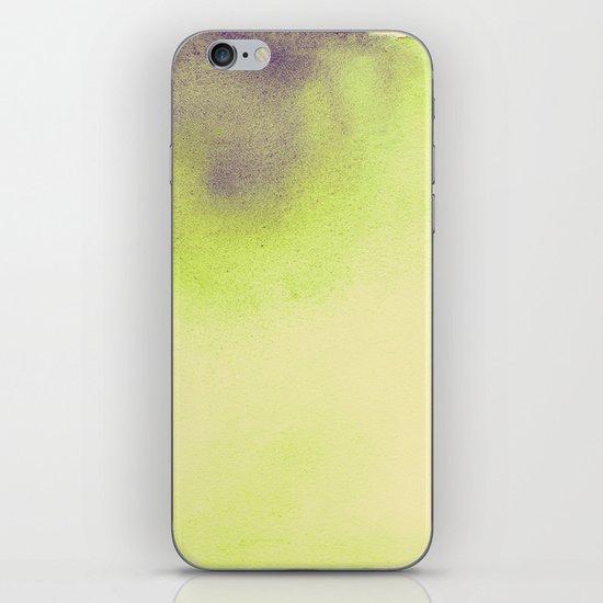 watercolor b. iPhone & iPod Skin