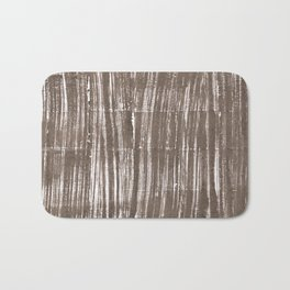 Shadow abstract watercolor Bath Mat