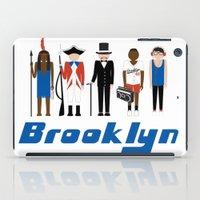 brooklyn iPad Cases featuring Brooklyn  by harlembrooklyn