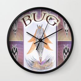 BUG Wall Clock