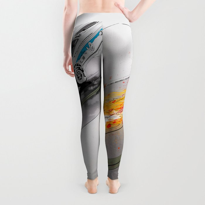 Speed King Leggings