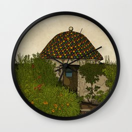 The Guard House Wall Clock