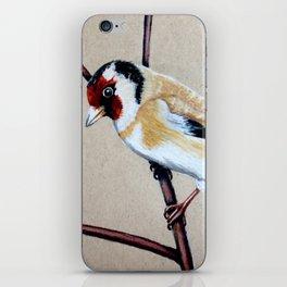 Goldfinch iPhone Skin