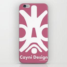 Cayni Pink iPhone Skin