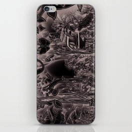 Cars in the Wild (3D version) iPhone Skin