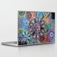 rave Laptop & iPad Skins featuring Rave by Emilie Darlington