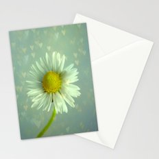 Daisy Love - Flower Stationery Cards