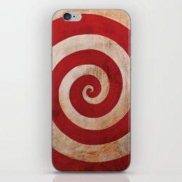 Sideshow Carnival Spiral iPhone Skin
