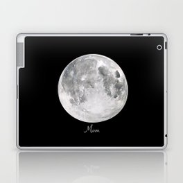 Moon #2 Laptop & iPad Skin