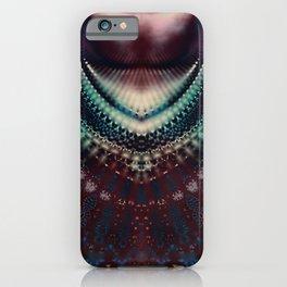 Fractal Royal Necklace iPhone Case