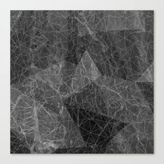 Ab Marble Layer Canvas Print