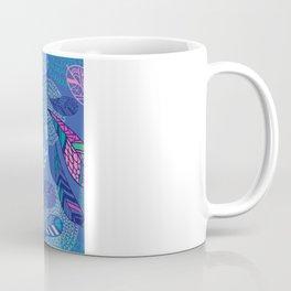 Feather Doodle Coffee Mug