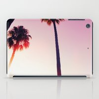 palm tree iPad Cases featuring Palm tree by Emma.B